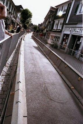 Sommerbob Hückeswagen 2009: Es gab mehr Platz als 2008