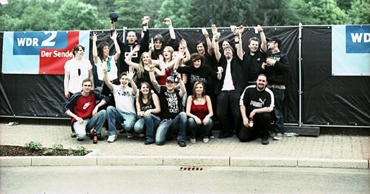 WDR2 für eine Stadt 2008