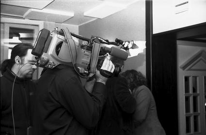 Kamerateam WDR Lokalzeit (c) Dieter Gotzen