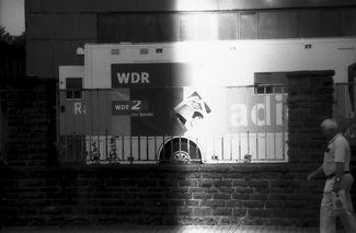 Übertragungswagen WDR