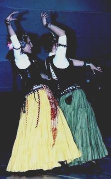 Orientalischer Tanz in Hückeswagen