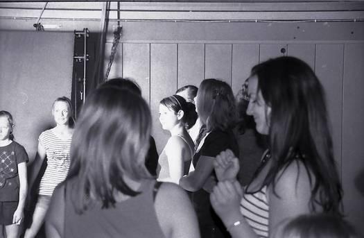 Andrang beim Casting vom 04.06.2010