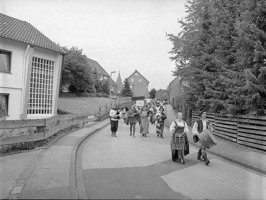 925 Jahre Hückeswagen im Eiltempo
