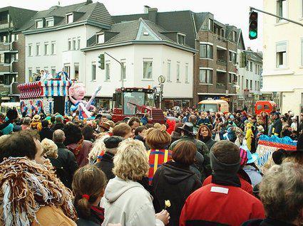 Karneval 2010 in Hückeswagen: Rä-Te-Ma-Teng